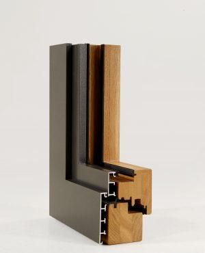 Holz- Alu- Fenster